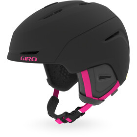 Giro Avera MIPS Helm Dames, matte black/bright/pink